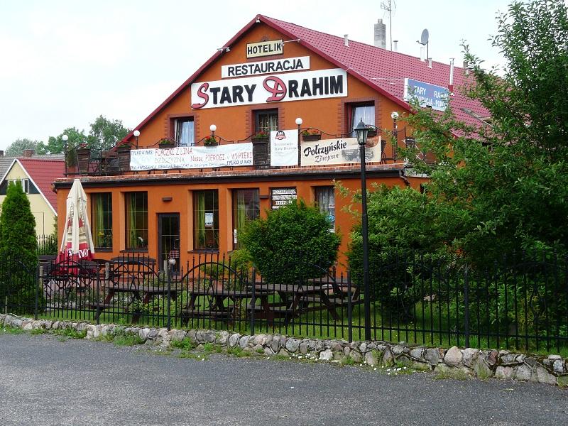 17. restauracja Stary Drahim