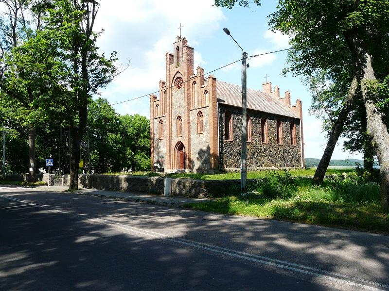 18. kościól w St. Drawsku