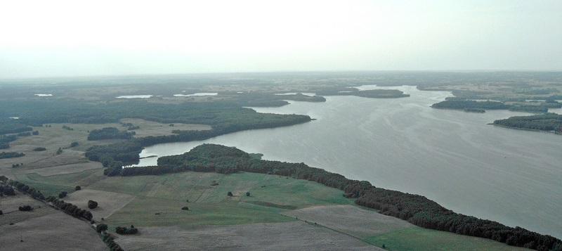 49. Zatoka Chmielewska dawniej zwana Magistracką..