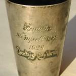 Puchar z okazji regat w 1929 r w Tempelburgu