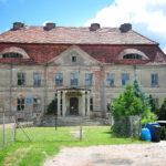 Pałac Siemczyno - stan obecny