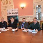 Komisja Konkursowa podczas obrad