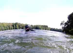 Nurkowanie w jeziorze tajemnic