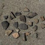 Fragmenty ceramiki