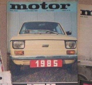 Motor 1985