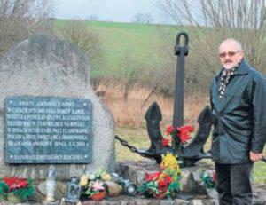 Antoni Jakubowski ze Złocieńca ufundował pomnik poświęcony papieżowi