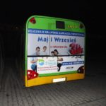 Autobus kursujący w Poznaniu