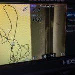 3 Wraki widoczne na sonarze