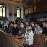 Mały kościółek też ma swoje tajemnice. Poznać je chcą studenci Uniwersytetu Adama Mickiewicza w Poznaniu - Patrona Akcji Jezioro Tajemnic