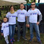 Euforia Dive prowadziła darmowe lekcje nurkowania w Siemczynie