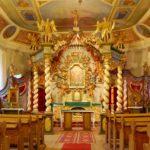 Unikatowy barokowy ołtarz w kościele pw. Św. Trójcy
