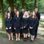 Klasa mundurowa w ZSP w Czaplinku