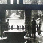 Pijalnia wody mineralnej Połczyn-Zdrój 1935 rok