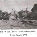 Dom Państwa Kujawskich w latach 50