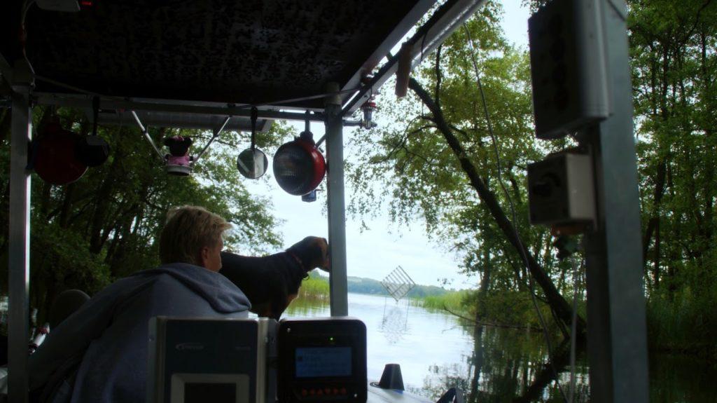 Pamięć załadowana do końca życia, dla tych 5 minut na Drawie po tej stronie jeziora warto było tu jechać