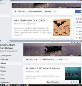SZKOLNE BIURO TURYSTYCZNE FB