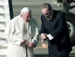 Papież i Castro
